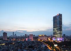 Lotte Hotel Hanoi - Hanoj - Outdoors view