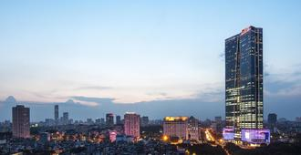 Lotte Hotel Hanoi - Hanoi - Outdoors view