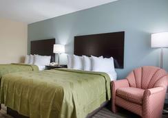 Quality Inn - Calhoun - Bedroom