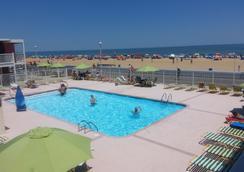 Ocean Mecca Motel - Ocean City - Bể bơi