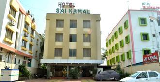 Hotel Sai Kamal - Shirdi - Toà nhà