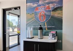 Motel 6 Carlsbad Nm - Carlsbad - Lobby