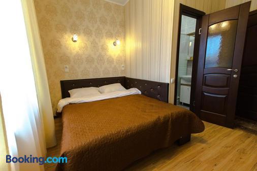 Hotel Hizhina - Petropavlovsk - Bedroom
