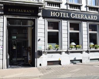 Hotel Geeraard - Geraardsbergen - Gebäude