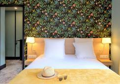 法國酒店 - 尼斯 - 尼斯 - 臥室
