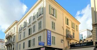 Hotel de France - Niza - Edificio