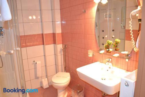 Krikonis Suites Hotel - Ioánnina - Phòng tắm