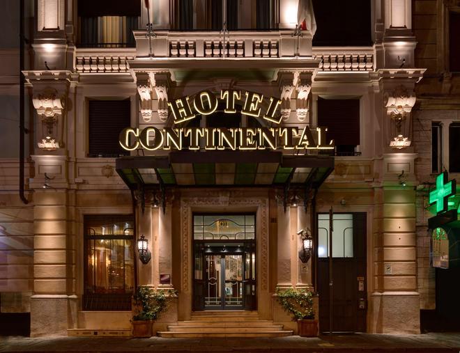 Hotel Continental Genova - Genoa - Building
