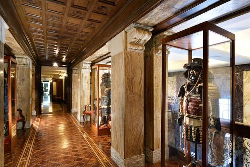 Hotel Continental Genova - Genoa - Hallway