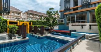 The Grass Serviced Suites - Pattaya - Pool