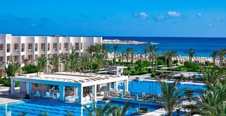 Jaz Crystal Resort - Mersa Matruh - Building