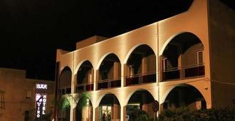 Divino Hotel - Rilievo - Edificio