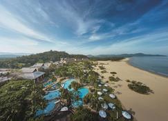 Shangri-La's Rasa Ria Resort & Spa - Tuaran - Building