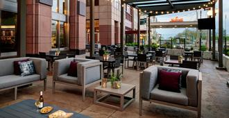 Cleveland Marriott Downtown at Key Tower - Кливленд - Патио
