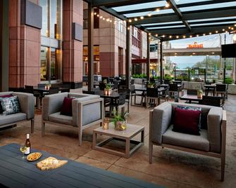 Cleveland Marriott Downtown at Key Tower - Cleveland - Patio