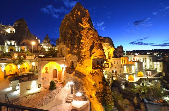卡帕多西亞岩洞特級精品套房酒店 - 內夫瑟希爾 - 格雷梅 - 室外景