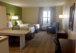 Extended Stay America - Chicago - Rolling Meadows - Rolling Meadows - Bedroom