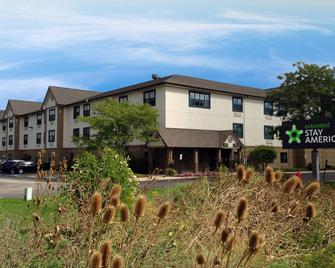 Extended Stay America - Chicago - Rolling Meadows - Rolling Meadows - Gebouw