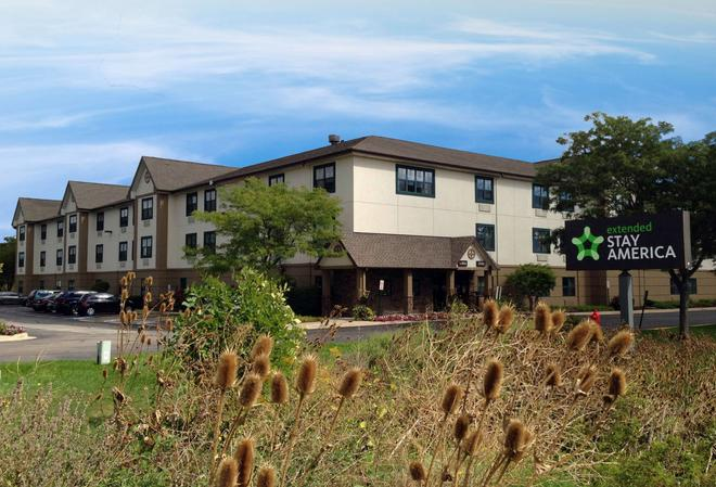 Extended Stay America - Chicago - Rolling Meadows - Rolling Meadows - Building