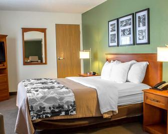 Sleep Inn & Suites - Charles City - Спальня
