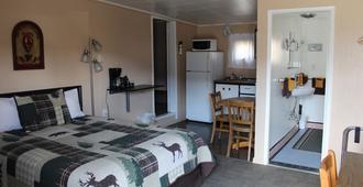 Nomad Motel - Clinton - Schlafzimmer