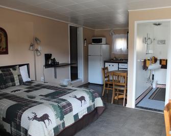 Nomad Motel - Clinton - Slaapkamer