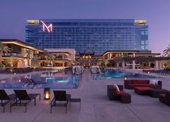 The M Resort Spa Casino - Henderson - Building