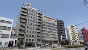 太陽廣場商務飯店 - 大阪 - 建築