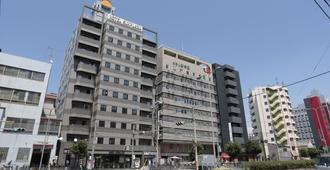 Hotel Sunplaza - Osaka - Byggnad