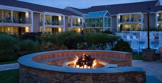 Hyannis Harbor Hotel - Hyannis Port - Edifício