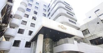 Hotel Green Pacific - Sendai - Building