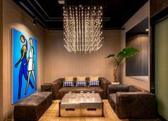 Hotel Alice and Trunk - Ciudad de Jeju - Lounge