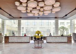 Jaipur Marriott Hotel - Jaipur - Receptie