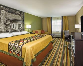 Super 8 by Wyndham Paragould - Paragould - Ložnice