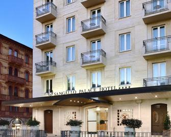 Hotel Sangallo Palace - Pérouse - Bâtiment