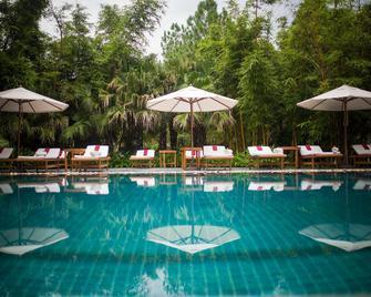 Ananda in the Himalayas - Rishikesh - Pool