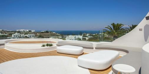 Andronikos Hotel - Adults Only - Mýkonos - Parveke