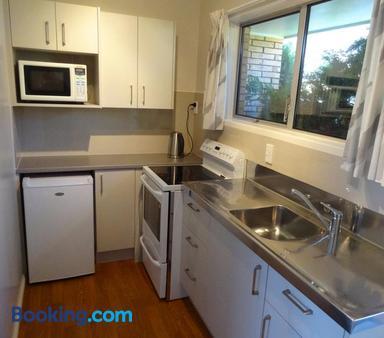 Aalton Motel - Christchurch - Kitchen
