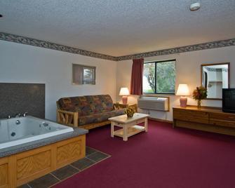Americas Best Value Inn & Suites International Falls - Internationaal Falls - Slaapkamer