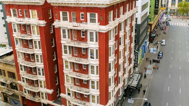 The Mosser Hotel - Сан-Франциско - Вид снаружи
