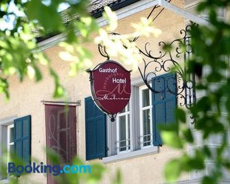 Hotel Restaurant Mohren - Rankweil - Gebouw