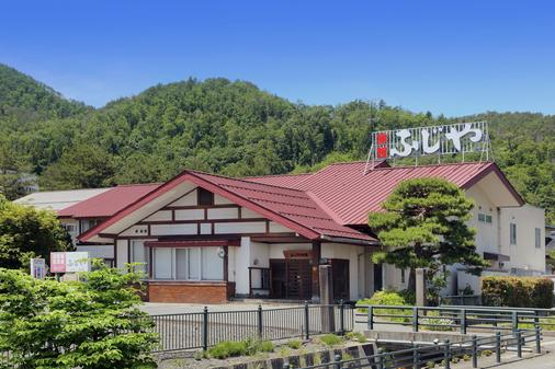 Bekkan Fujiya Ryokan - Kaminoyama - Gebäude