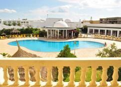 Zodiac Hotel - Hammamet - Piscina
