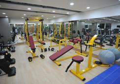 Hotel The Mark Haeundae - Busan - Gym