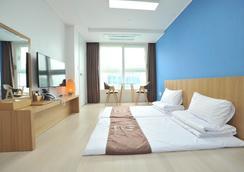 Hotel The Mark Haeundae - Busan - Bedroom