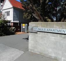 Stay at St Pauls