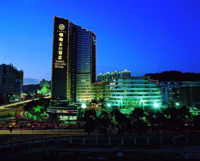 珠海銀都酒店 - 珠海 - 建築