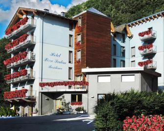 Residence Pizzo Scalino - Chiesa In Valmalenco - Gebäude
