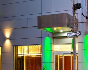 Holiday Inn Manhattan-Financial District - New York - Gebouw