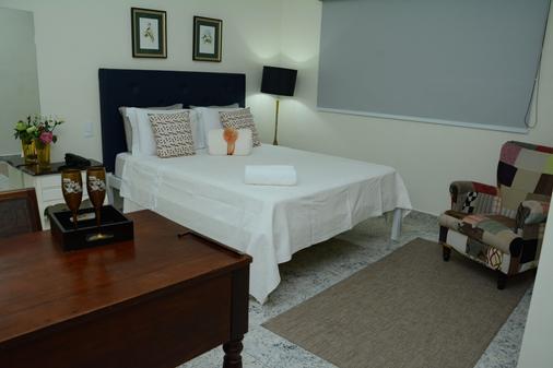 Hotel Flor de Minas - Uberaba - Bedroom